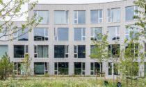 Rosenhøj Student Housing ve městě Aarhus od ateliéru EFFEKT