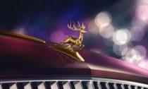 Bentley Flying Spur jako Reindeer Eight