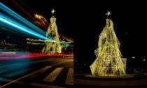 Sergio Sebastián a jeho vánoční strom BaumHaus