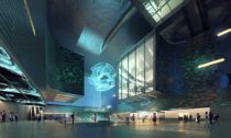 Shenzhen Science & Technology Museum od Zaha Hadid Architects