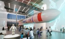 Shenzhen Science & Technology Museum od Zaha Hadid Architects