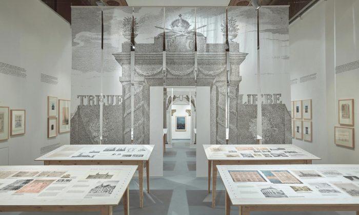 Výstava vGalerii UM ukazuje odraz české národní hrdosti varchitektuře