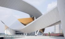 Christian de Portzamparc a jeho Suzhou Bay Grand Theater