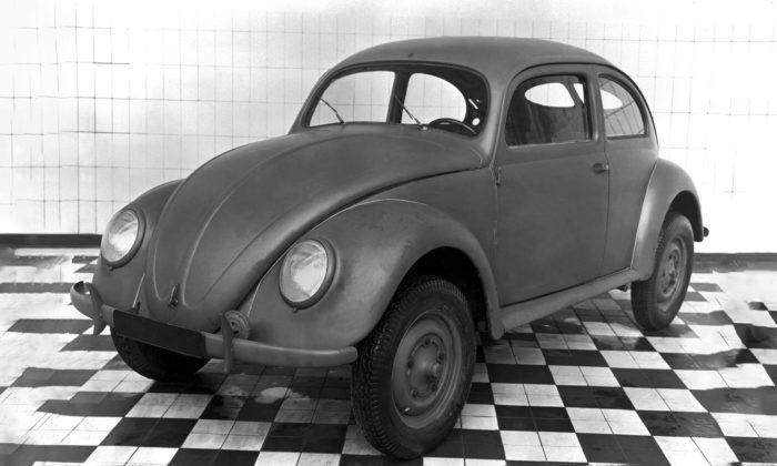 Volkswagen Brouk slaví 75 let odzahájení sériové výroby