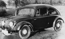 Volkswagen Brouk jako první prototyp