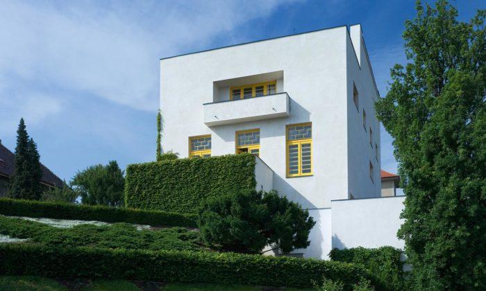 Velká výstava Adolf Loos světoobčan připomíná stěžejní dílo 150 let odLoosova narození