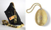 Ukázka z výstavy Bags: Inside Out ve Victoria & Albert Museum v Londýně