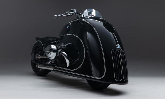 Kingston Custom udělali zmotorky BMW R 18 originální Spirit of Passion