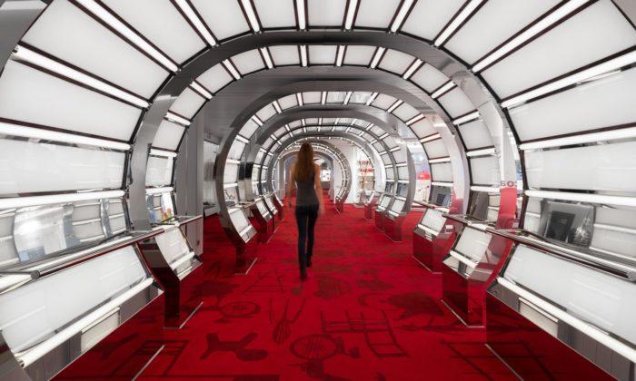 Nové muzeum designu Costa Design Museum bylo otevřeno nalodi