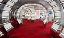 CoDe neboli Costa Design Museum na lodi Costa Smeralda