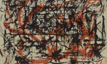 Degree Zero: Drawing at Midcentury – Jackson Pollock