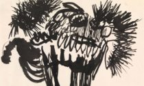 Degree Zero: Drawing at Midcentury – Karel Appel