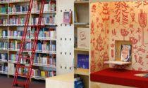 Dětská knihovna v Lotyšsku od Gaiss