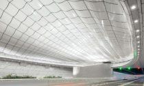 Tunely ve městě Haikou od studia Penda