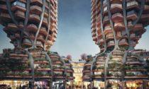 Bytové domy pro Vancouver od Heatherwick Studio