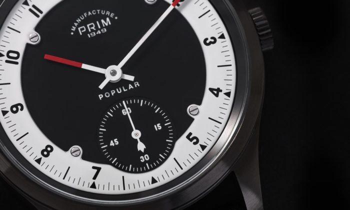 Prim vyrobí limitovanou edici hodinek Popular inspirovanou tachometrem vozu Škoda