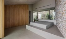 N Caved od Mold Architects
