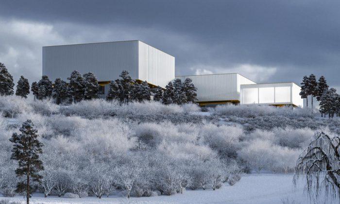 Národní galerie vPraze postaví nový depozitární komplex sprostory pro prezentaci