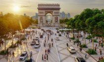 Proměna bulváru Champs-Élysées od ateliéru PCA-Stream