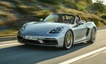 Porsche Boxster vevýroční edici 25 let