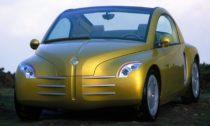 Renault Fiftie Concept z roku 1996
