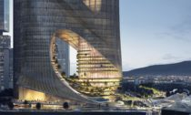 Tower C od Zaha Hadid Architects v čínském Shenzhenu