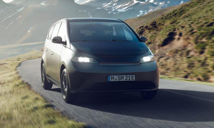 Německá značka Sono Motors ukázala finální prototyp solárně poháněného auta Sion
