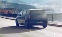 Elekrické auto Sion od Sono Motors