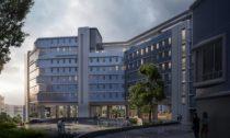 Studentské rezidence Hong Kong University of Science and Technology od Zaha Hadid Architects