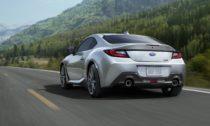 Subaru BRZ na rok 2022