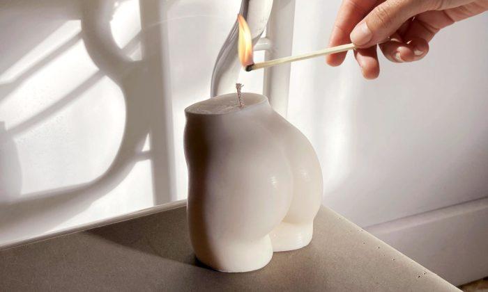 Dowse Design tvoří originální svíčky sprovokativními iexperimentálními tvary