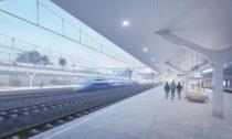 Vítězný návrh vysokorychlostního terminálu Praha východ od OV-A