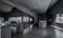 Yingliang Stone Natural History Museum od Atelier Alter Architects