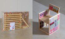 Židle a další objekty z projektu 19 Chairs