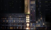 Hotel na adrese 410 Pitt St v Sydney od Durbach Block Jaggers Architects