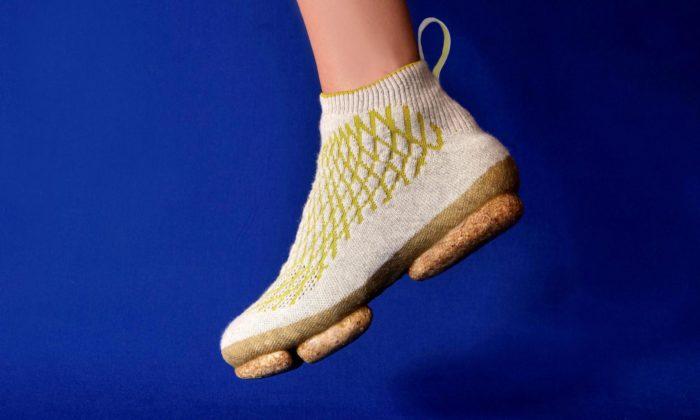Sneature jsou lehce rozložitelné tenisky ze zvířecích chlupů ilidských vlasů