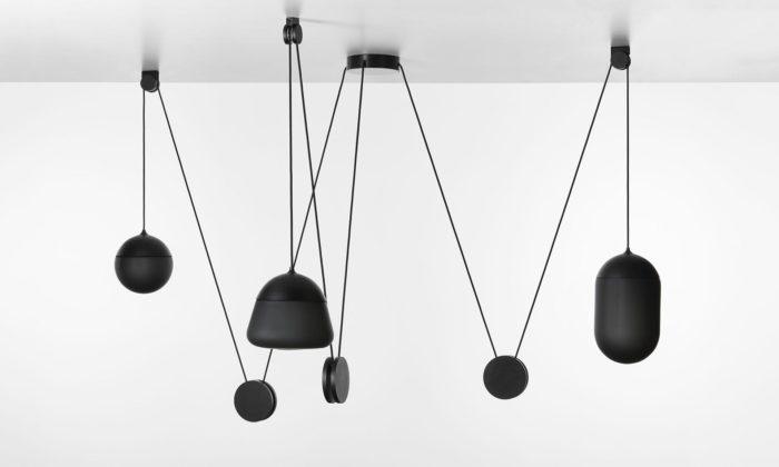 Studio Vrtiška & Žák navrhlo pro Brokis kolekci závěsných svítidel Planets