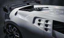 První funkční prototyp Bugatti Centodieci