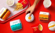Obalový design pro McDonald'sodPearlfisher