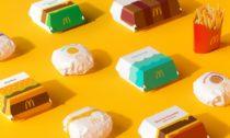 Obalový design pro McDonald's od Pearlfisher