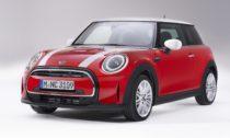 Mini Cooper ve verzi na rok 2021