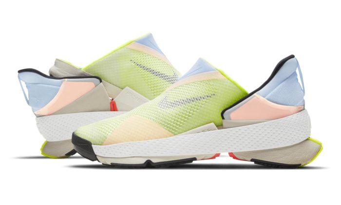 Nike vyvinulo rychloobouvací irychlovyzouvací handsfree boty Go FlyEase
