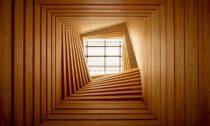 Odunpazari Modern Museum v Turecku od ateliéru Kengo Kuma & Associates