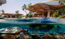Plánovaná resort Shurayrah v rudém moři