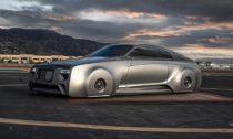 Speciálně upravený Rolls-Royce Wraith odWest Coast Customs