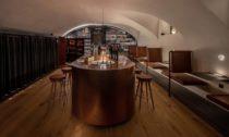 Restaurace Samna od YOD Design v Kijevě