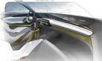 Moderní vize vozu Škoda 130 RS