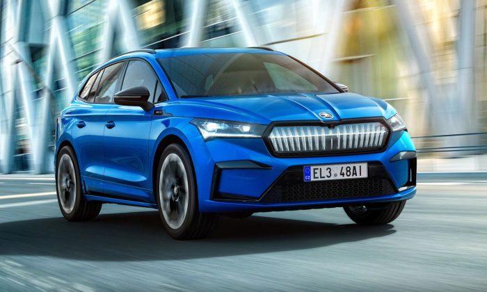 Škoda Enyaq iV dostane dynamičtější verzi soznačením Sportline
