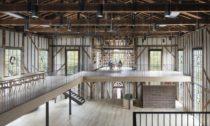 Kostel v New Yorku po proměně na centrum kreativity
