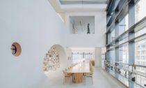 Knihovna The Satori Harbor od Wutopia Lab
